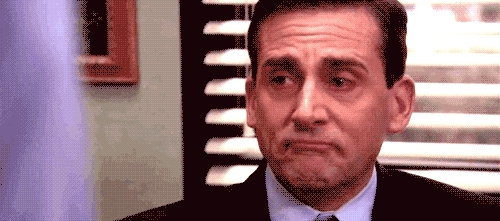 Steve Carell, frown, sad, unhappy, Frown GIFs