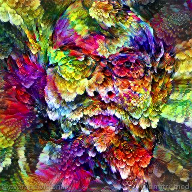 Watch and share Psychedelic GIFs and Deep Dream GIFs by vedev on Gfycat
