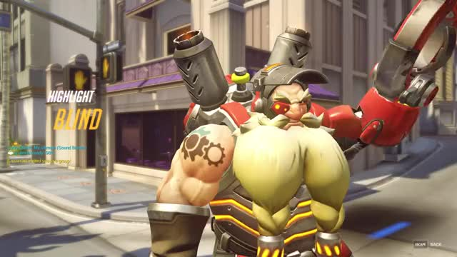 Watch First Recording GIF by Blind (@blindtherogue) on Gfycat. Discover more First, Highlight, Kill, Overwatch, POTG, Recorded, Torbjorn, Triple GIFs on Gfycat