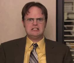 Watch rage GIF on Gfycat. Discover more celebs, rainn wilson GIFs on Gfycat