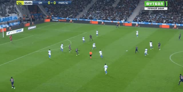 Watch and share Neymar Dribble Vs Marseille 18-19 GIFs by FIFPRO Stats on Gfycat