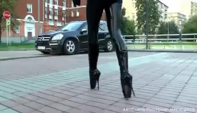 Watch and share Walking Near MoscowCity BB GIFs on Gfycat
