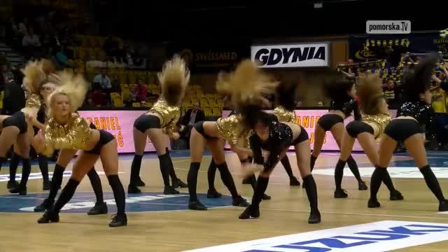 Watch and share Cheerleaders Gdynia GIFs on Gfycat