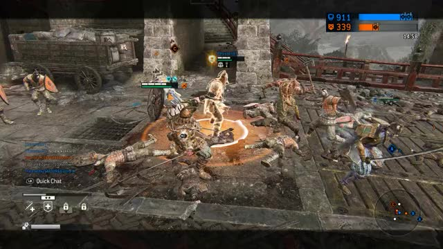 Watch and share Forhonor GIFs by Gobsin on Gfycat