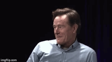 UnexpectedThugLife, videos, worldnews, Fan gets owned by Bryan Cranston at Comic-Con (x-post /r/breakingbad) (reddit) GIFs
