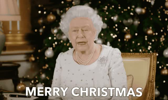 Watch this christmas GIF by GIF Queen (@ioanna) on Gfycat. Discover more britain, british, christmas, elizabeth, great, happy christmas, happy holidays, holiday, holidays, kingdom, merry, merry christmas, queen, sky, uk, united, xmas GIFs on Gfycat