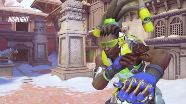 Watch and share Highlight GIFs and Overwatch GIFs by lilbaphomet on Gfycat