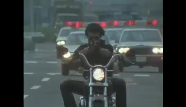 Watch and share 西部警察  オ プニング GIFs on Gfycat