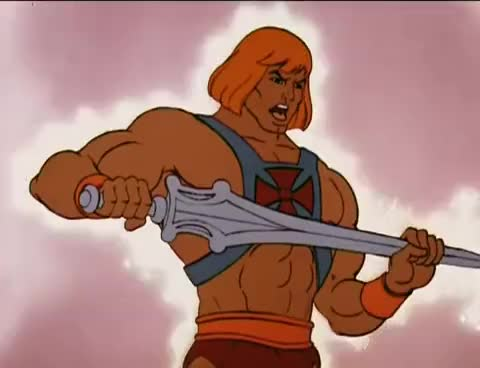 Watch He-Man GIF on Gfycat. Discover more Animation, Gay, Greyskull, Man, Retro, She GIFs on Gfycat