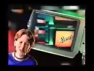 Reese's Puffs Ad- Electronics Store (2002) GIFs