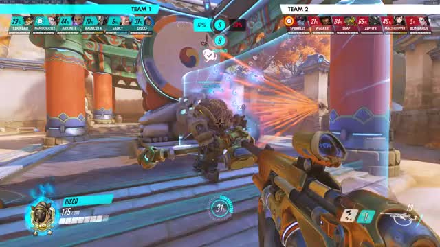 Watch and share Highlight GIFs and Overwatch GIFs by Disco-Dread on Gfycat
