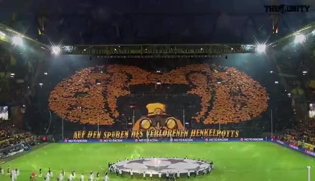 Watch and share Dortmund GIFs on Gfycat