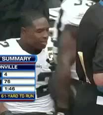 Watch and share Maurice Jones Drew Is Busting Out GIFs on Gfycat