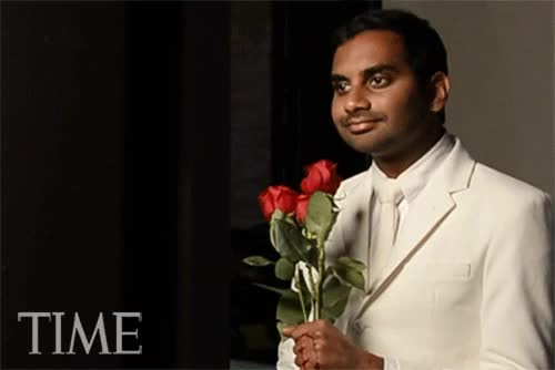 Watch and share Online Dating GIFs and Aziz Ansari GIFs on Gfycat