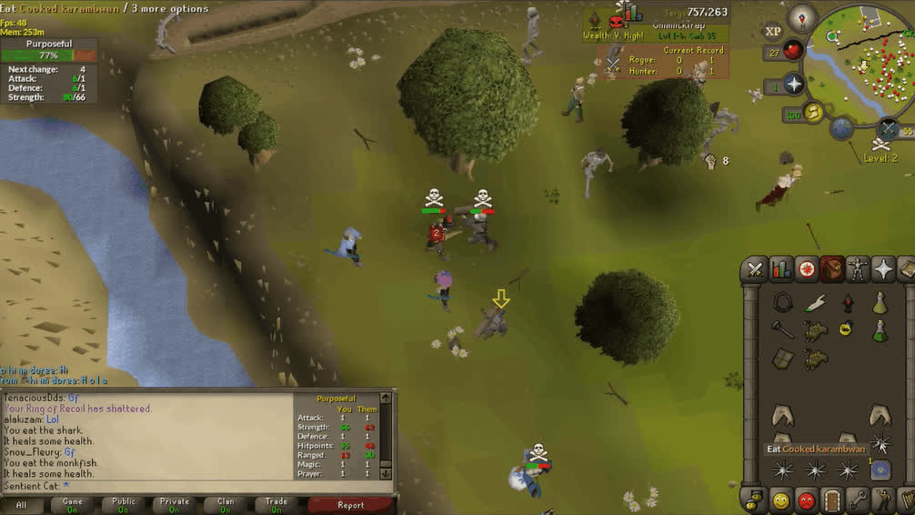Osrs Pking Gifs Search | Search & Share on Homdor