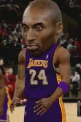 Watch and share Kobe Bryant GIFs and Nba Player GIFs by U4NBA.com on Gfycat