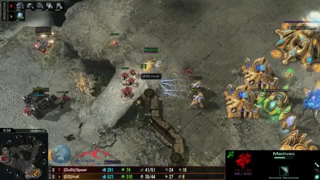 Watch and share Starcraft GIFs on Gfycat