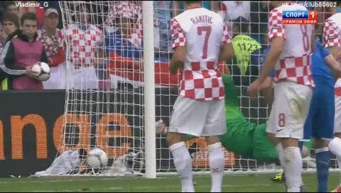 Watch and share Mario Balotelli. Italy - Ireland. 18.06.2012 GIFs by fatalali on Gfycat