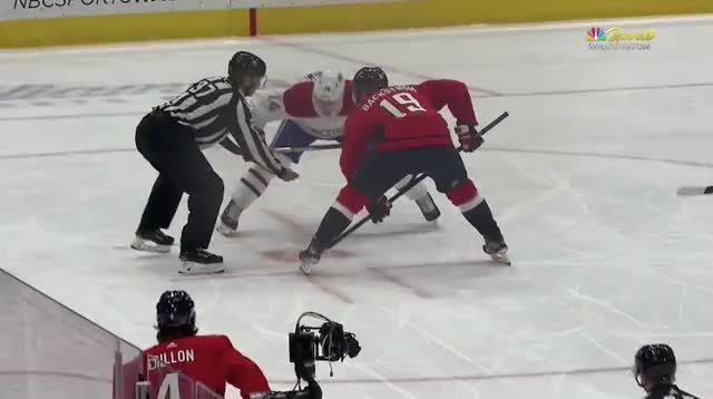 Watch and share [MTL 0 - WSH 1] Ovechkin Scores Career Goal 699 Off The Faceoff. GIFs by Max Wasson on Gfycat