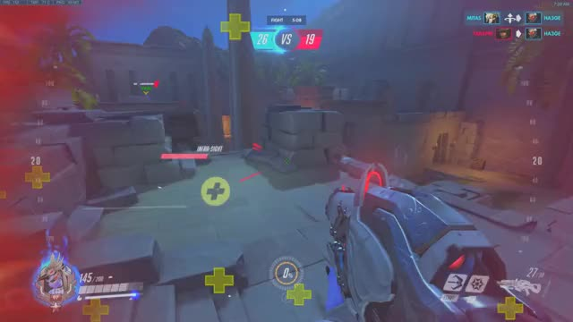 Watch and share Overwatch 01.22.2018 - 07.28.50.04.DVRTrim GIFs on Gfycat