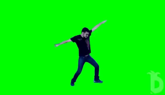 Watch and share Yotobi Dance - Green Screen Source YTP/YTPMV GIFs on Gfycat