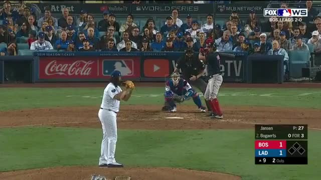 Watch Jansen 1 GIF on Gfycat. Discover more Boston Red Sox, Los Angeles Dodgers, baseball GIFs on Gfycat
