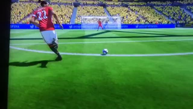 Watch and share Ultimate Team GIFs and Ibrahimovic GIFs by dsc828 on Gfycat