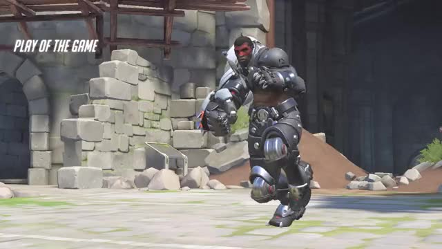 Watch Uppercut GIF by Eugene Loh (@skydeeploh) on Gfycat. Discover more overwatch, potg GIFs on Gfycat
