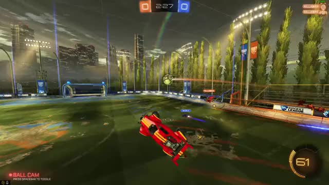 Watch and share First Airdribble Goal GIFs by Inciner8 on Gfycat