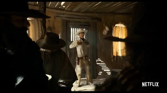 Watch The Ballad of Buster Scruggs | Official Trailer [HD] | Netflix GIF on Gfycat. Discover more 08282016ntflxuscan, Drama, anthology, bobsmt, comedy, documentary, film, movie, movies, netflix, plvahqwmqn4m0_eoscrg4rinoe-yxm0uar, plvahqwmqn4m1vvgtfng3qluz13disbooy, streaming, television, western GIFs on Gfycat