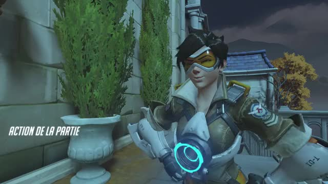 Watch and share Overwatch GIFs and Tracer GIFs by raff_ow on Gfycat