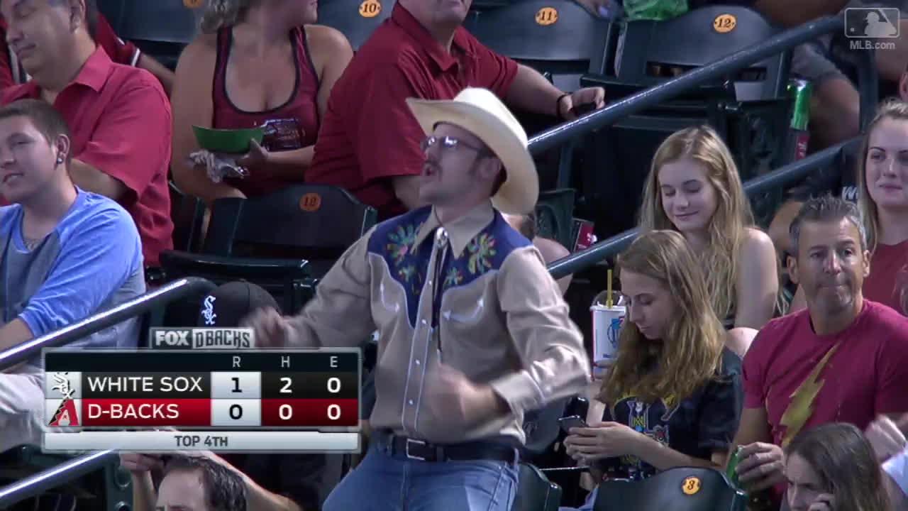 baseballgifs, D'backs Rally Cowboy GIFs