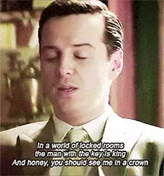 Watch and share Shoriarty GIFs and Moriarty GIFs on Gfycat