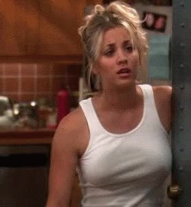 Watch this boobs GIF by Reaction GIFs (@sypher0115) on Gfycat. Discover more Kaley Cuoco, boobies, boobs, breasts GIFs on Gfycat