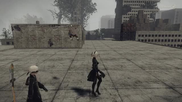 Watch and share Nier Automata GIFs on Gfycat