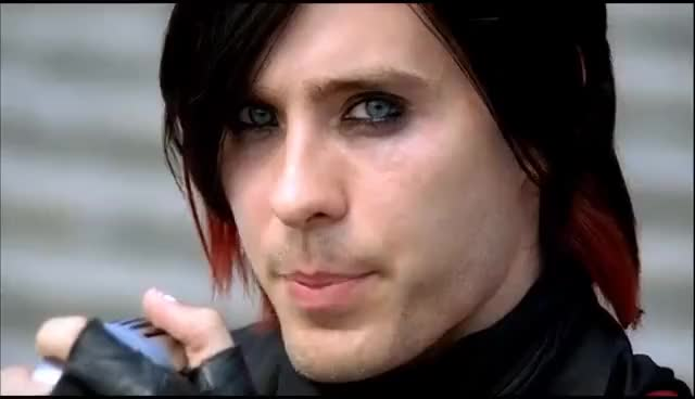 Watch Jared Leto's Blue Eyes GIF on Gfycat. Discover more 30 Seconds to Mars, From Yesterday, Jared Leto GIFs on Gfycat