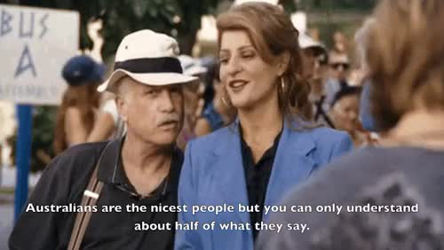 Watch and share My Life In Ruins GIFs and Nia Vardalos GIFs on Gfycat