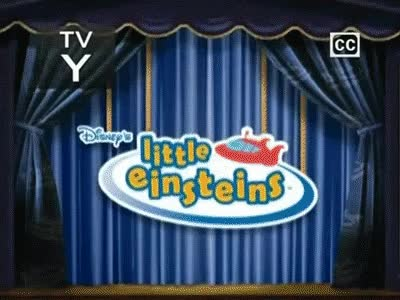 Watch and share Little Einsteins GIFs on Gfycat