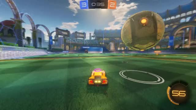 Watch Assist 3: colorblind btw GIF by Gif Your Game (@gifyourgame) on Gfycat. Discover more Assist, Gif Your Game, GifYourGame, Rocket League, RocketLeague, colorblind btw GIFs on Gfycat