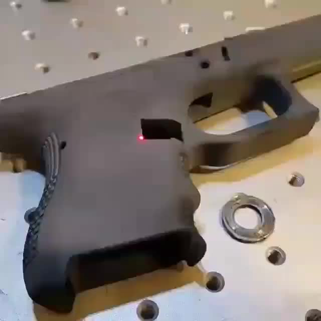 Watch and share Laser Engraving At Its Finest! GIFs by Jackson3OH3 on Gfycat