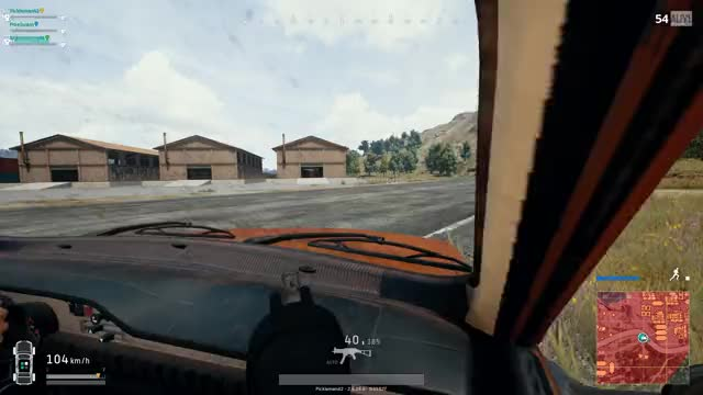 Watch PUBG Squad Wipe w/ Car GIF by @pickleman42 on Gfycat. Discover more Car, Highlights, PLAYERUNKNOWNSBATTLEGROUNDS, PUBG, Squadwipe GIFs on Gfycat