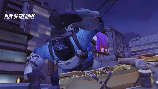 Watch Boop Boop GIF by Momo (@cluelessmomo) on Gfycat. Discover more overwatch, potg, winston GIFs on Gfycat
