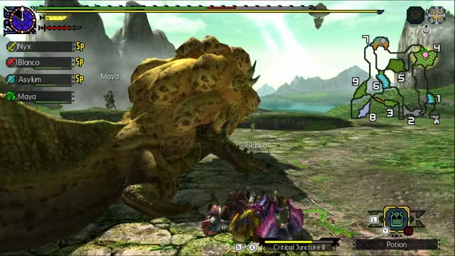 Watch gu stun GIF by NyxCrab (@nyxcrab) on Gfycat. Discover more generations, generations ultimate, monster hunter GIFs on Gfycat