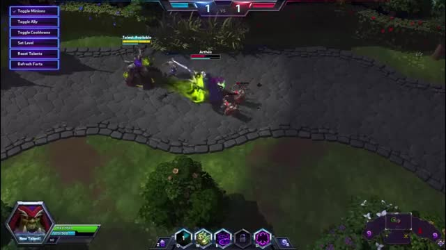Watch and share Heroes Of The Storm GIFs and Gul'dan GIFs on Gfycat