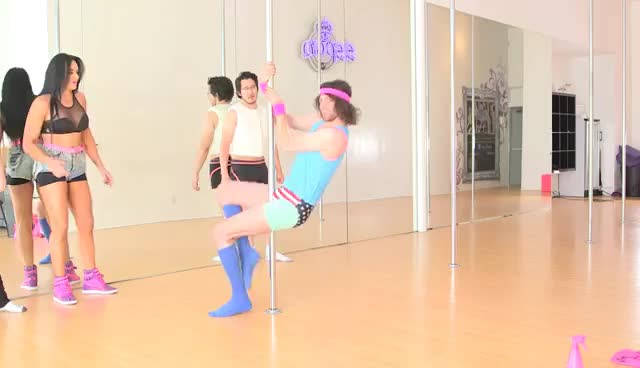 How To Pole Dance 2 (feat. GameGrumps) GIFs