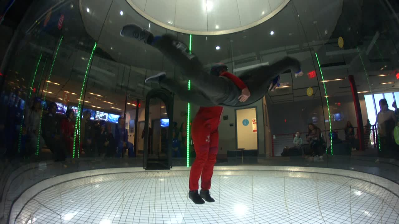 Indoor Skydiving, iFly, iFly - Indoor Skydiving GIFs
