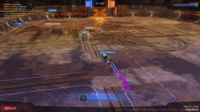 Watch and share Rocket League GIFs and Double Tap GIFs on Gfycat