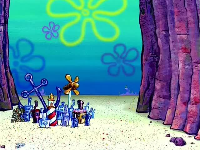 Watch Spongebob and Sandy Save Bikini Bottom GIF on Gfycat. Discover more bikini bottom, spongebob, spongebob squarepants (film character) GIFs on Gfycat