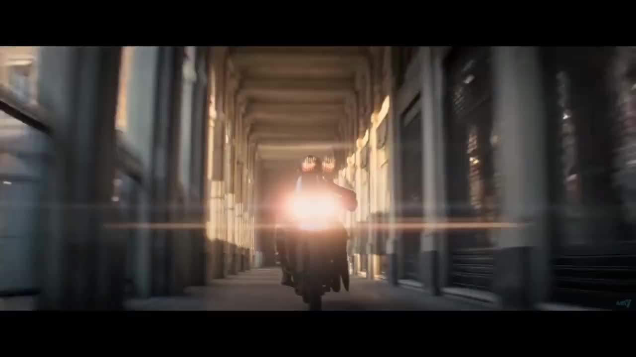 Fallout, benji, ilsa, Mission: Impossible – Fallout [2018]: Car-bike chase scene GIFs