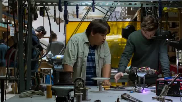 Watch SPIDERMAN HOMECOMING - Peter and Ned's Handshake GIF on Gfycat. Discover more related GIFs on Gfycat